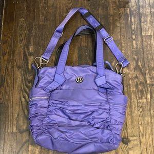 Lululemon Lavender Bag